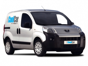 Cool Car Air Con Service Van