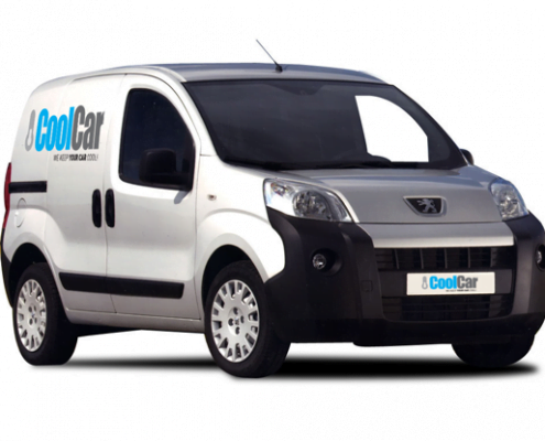 Cool Car AirCon Service Van