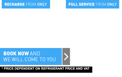Aircon Recharge from £49