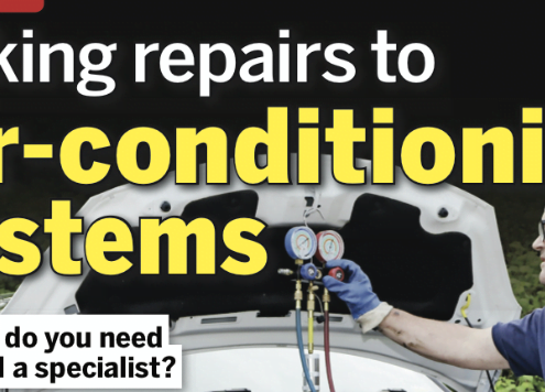 Car Mechanics Magazine Feature