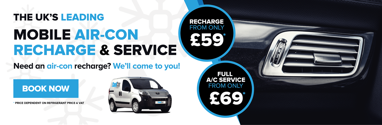 Mobile Car Air Conditioning Service | Air Con Recharge